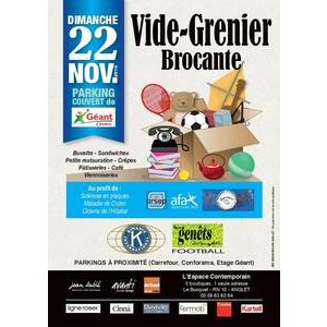 vide grenier brocante 22 novembre 2015 anglet 64600. Black Bedroom Furniture Sets. Home Design Ideas